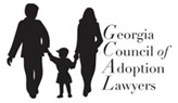 Logo for Georgia Council of Adoption Lawyers